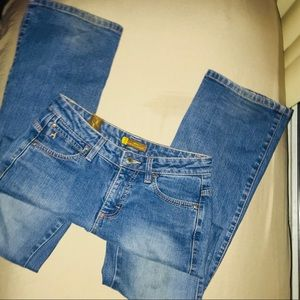Aura 5 Pocket Jeans